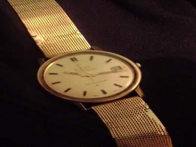 Reloj Omega Omega Constellation Oro Automatico